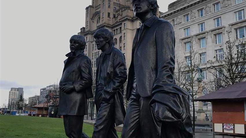 Beatles Walking Tour, Beatles Walking Tour
