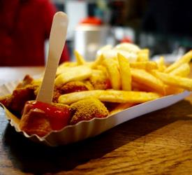Beer and Currywurst Tour