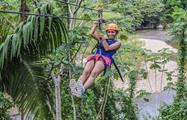belize zipline, Belize Cave Tubing and Zipline Tour from Belize City