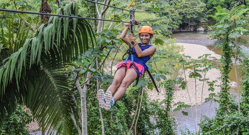 belize zipline, Belize Cave Tubing and Zipline Tour from Belize City
