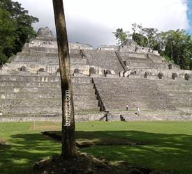Caracol Maya Site Roundtrip