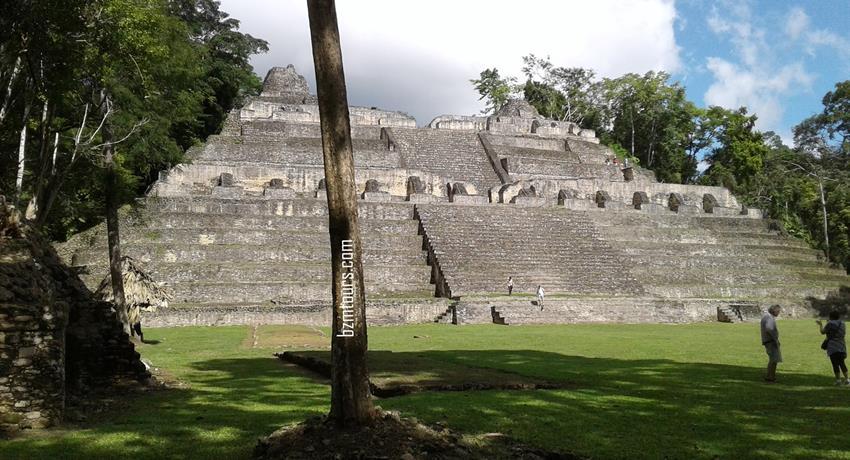 caracol maya site, Caracol Maya Site Roundtrip
