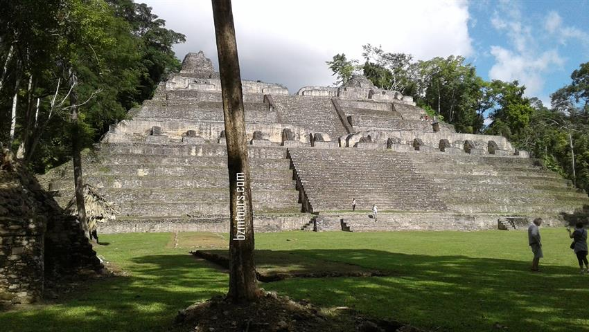 caracol maya site, Sitio Maya Caracol