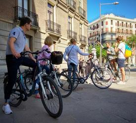 Best of Madrid Bike Tour, Tours On Wheels in Spain