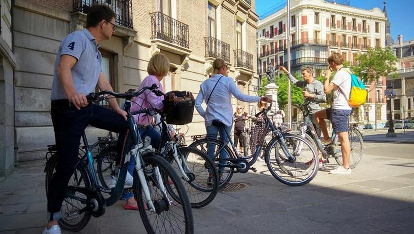 Best of Madrid - Tiqy, Best of Madrid Bike Tour