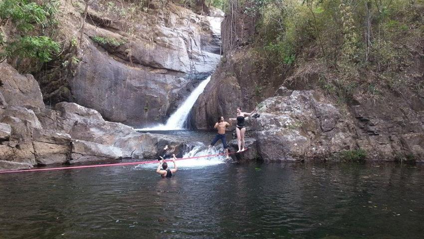2, Aventura en Ríos de Boquete