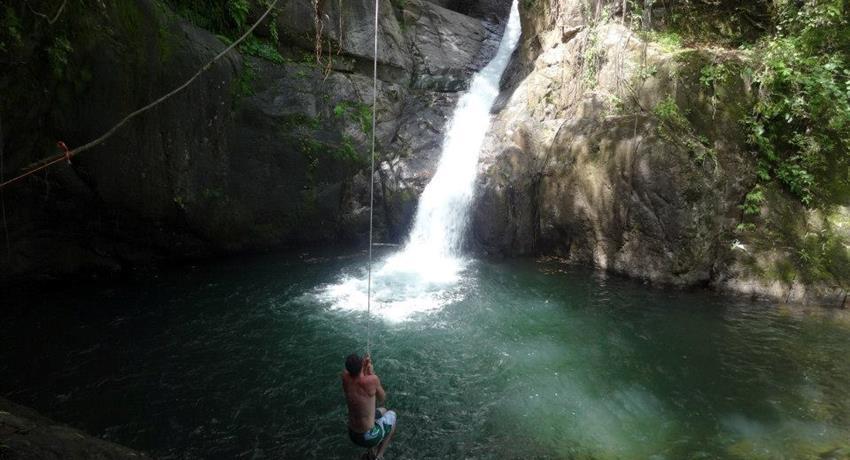3, River Adventure Boquete