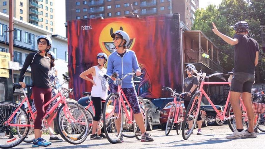 Beyond the Bike Lanes, Más Allá de los Carriles de Bicicleta
