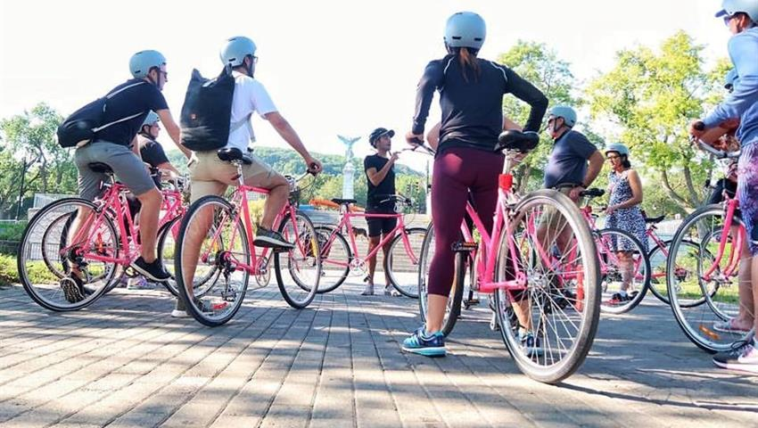Bike Tours, Más Allá de los Carriles de Bicicleta