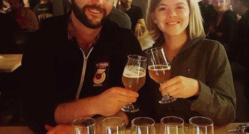 Cheers Tiqy, Gran Sorbo en Soma