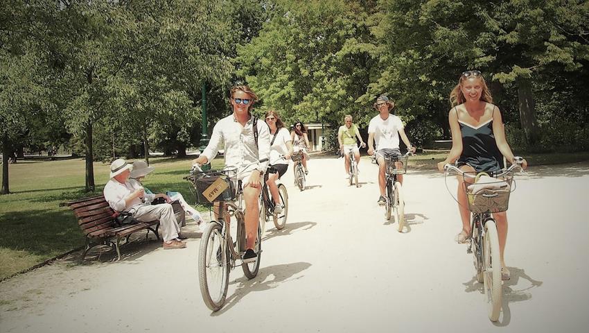 ride, Bike Tour of Bordeaux