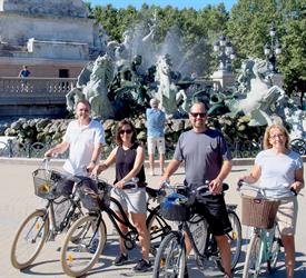 Bike Tour of Bordeaux