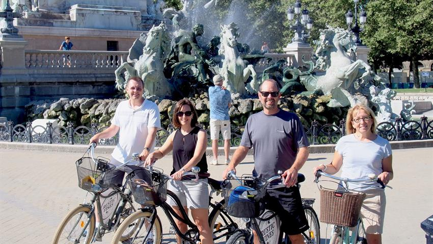 bike ride, Bike Tour of Bordeaux