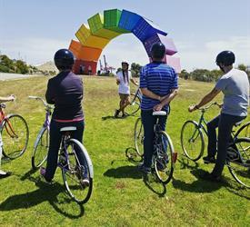 Bike City Tour in Fremantle