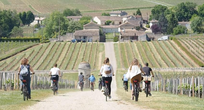 main, Bike Electric Saint Emilion