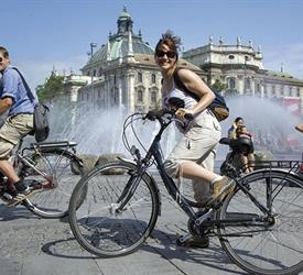 Munich Bike Tour , City Tours in Munich, Germany