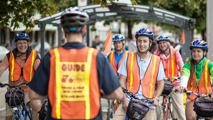 Guided Tour, Tour Golosinas en Bicicleta