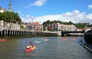 Bilbao in Canoe 3, Bilbao in Canoe