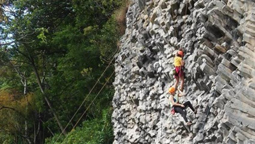 3, Boquete Guided Rock Climbing