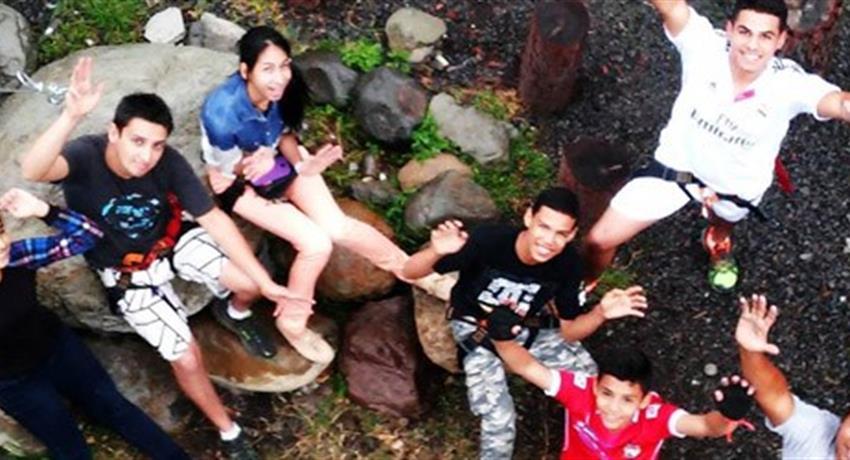4, Boquete Guided Rock Climbing