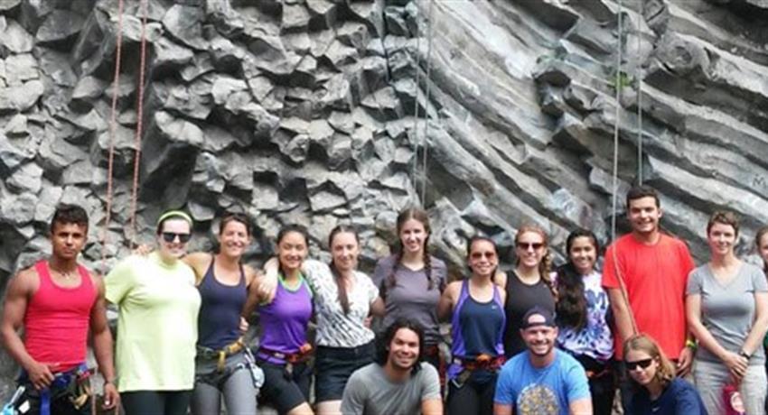 5, Boquete Guided Rock Climbing