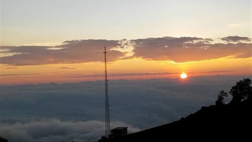 5, Excursión al Imponente Volcán Barú