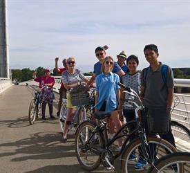 Bordeaux Bike Tour
