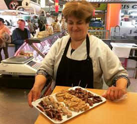 Bordeaux Market Food Tour, Food Tours in France