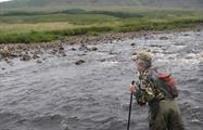 newly skills of fishing - tiqy, Break and Adventures in Upper River Tees