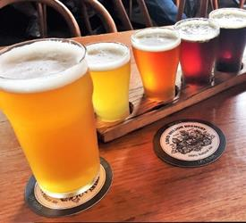 Brewers Lunch, Craft Beer and History Tour