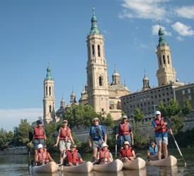 The Bridges of Zaragoza, Boat Tours in Spain