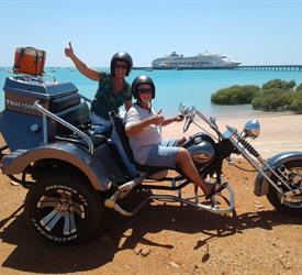 Broome Town Tour, Tours On Wheels in Broome, Australia