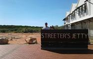 Broome Town Tour street jetty, Broome Town Tour