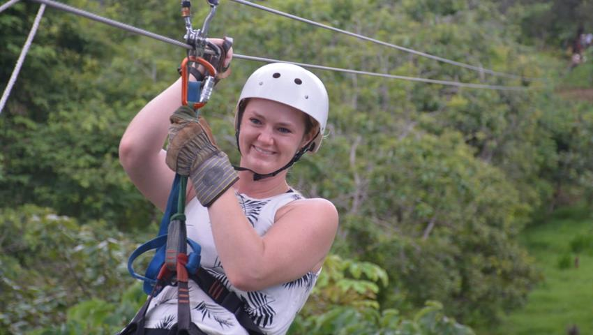 Zip Line, Buena Vista 8-Hour Adventure