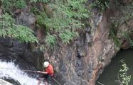 1, Canajagua Waterfall Rappel Tour