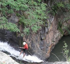 Canajagua Waterfall Rappel Tour, Adventure Tours in Los Santos, Panama