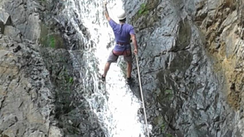3, Canajagua Waterfall Rappel Tour