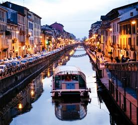 Canals, Art, Food and Wine Tour
