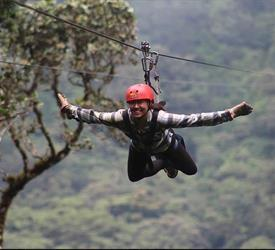 9 Lines Canopy Tour, Canopy Tours  in Costa Rica