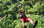 2, 12 Lines Canopy Tour