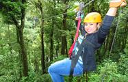 3, 12 Lines Canopy Tour