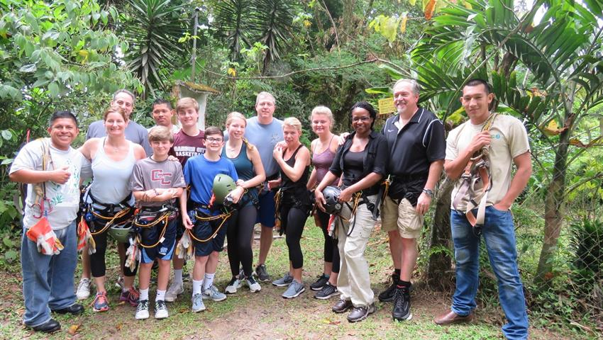 Canopy family Panama, Canopy Tour in Anton Valley From Panama City
