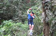 Kid Canopy Wildlife Panama, Canopy Tour in Anton Valley From Panama City