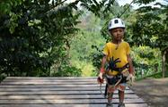 Canopy tour children, Jungle Experience with Canopy Tour