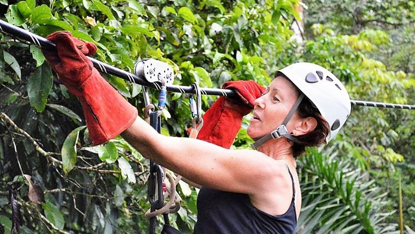 Canopy Tour adult, Jungle Experience with Canopy Tour