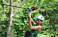 Canopy tour platform, Jungle Experience with Canopy Tour
