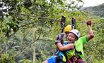 Canopy terraventuras guide, Jungle Experience with Canopy Tour
