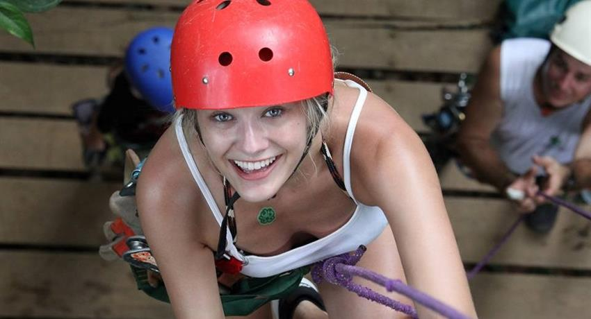 1, Canyoning and Rappelling Adventure Tour