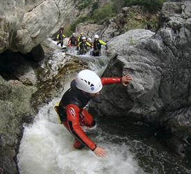 Canyoning Guadalmina, Adventure Tours in Spain