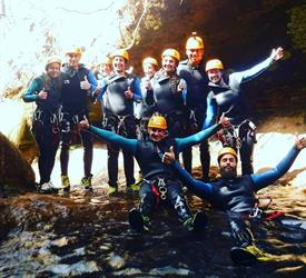 Canyoning in Ribeiro Frio, Water Activities in Madeira, Portugal